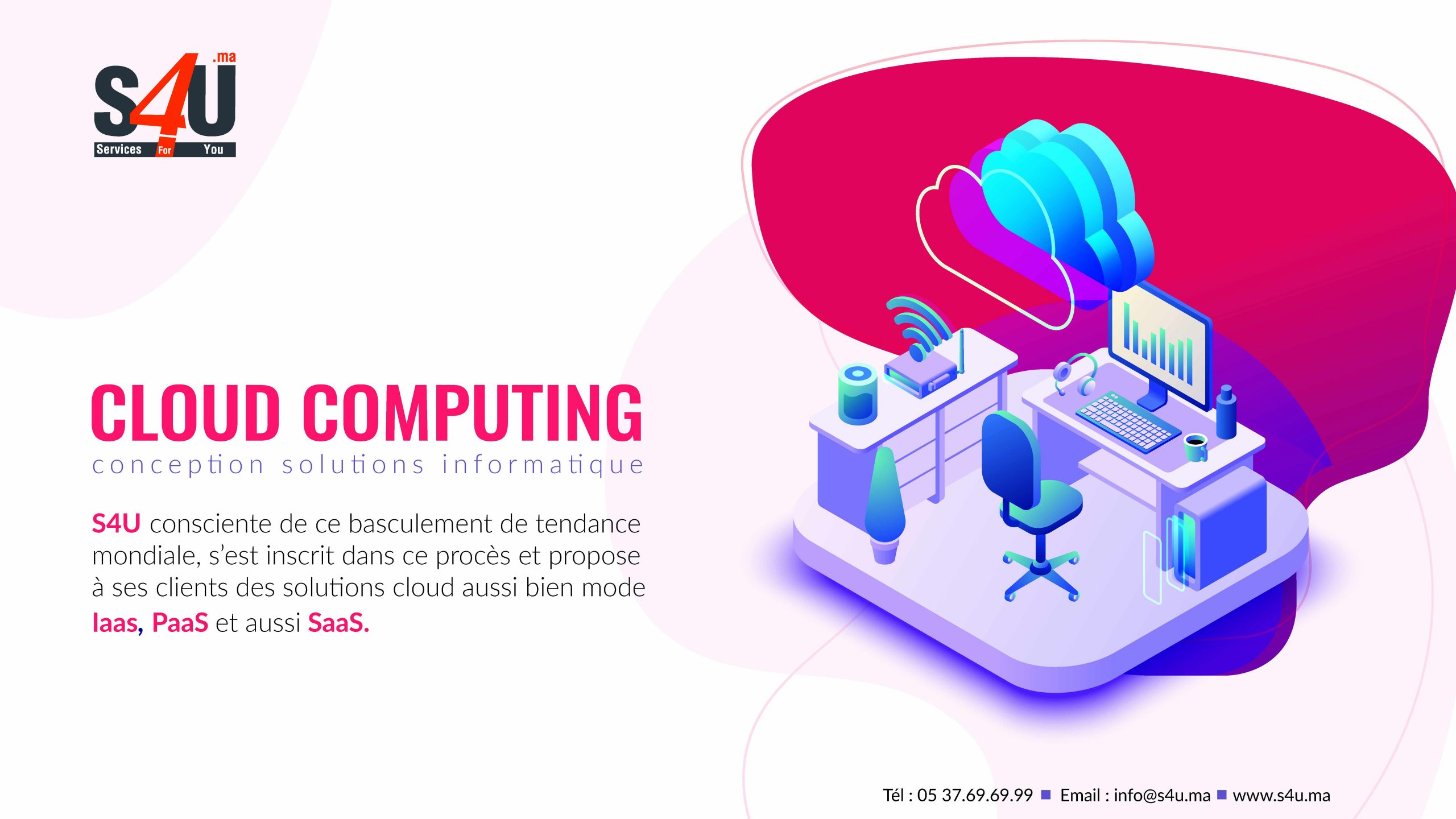 Cloud-computing Rabat, Casablanca, Maroc