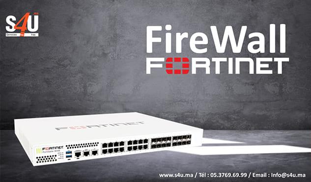FireWall Fortinet, Rabat, Casablanca, Maroc