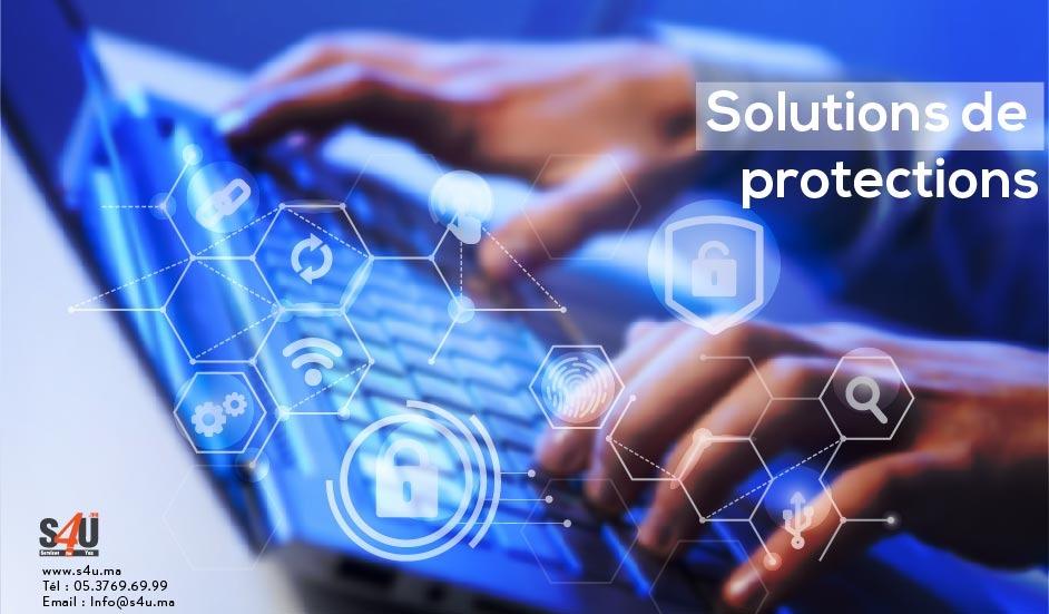Solutions de protections, Rabat, Casablanca, Maroc