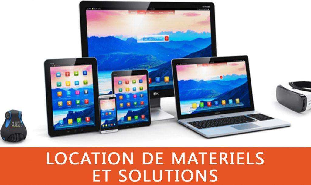 LOCATION DE MATERIELS ET SOLUSTIONS-Service For You