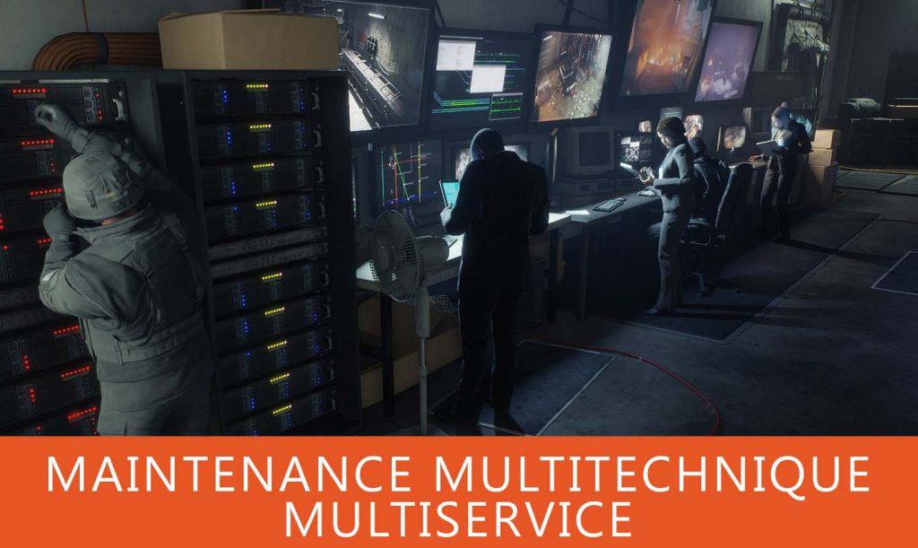 MAINTENANCE MULTITECHNIQUE MULTISERVICE