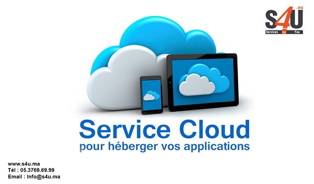 Service cloud pour héberger vos ppliction