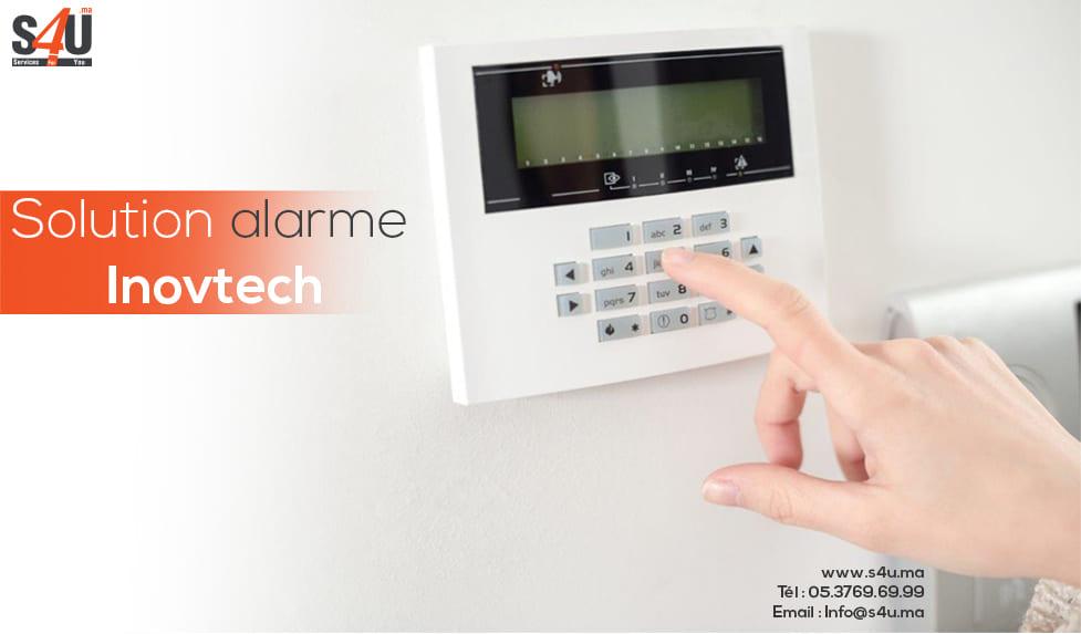 Solution alarme Inovtech