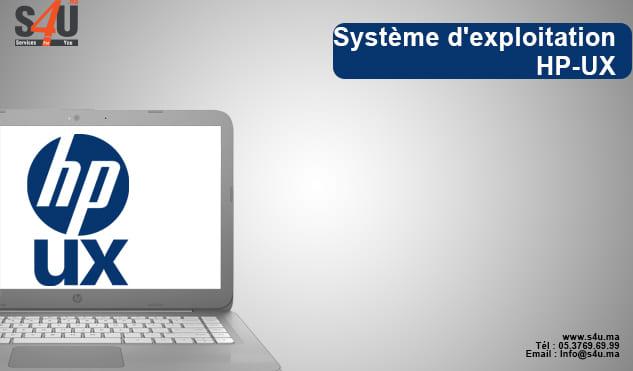 Système d'exploitation HP-UX