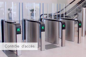 Contrôle d'accès et automatisme