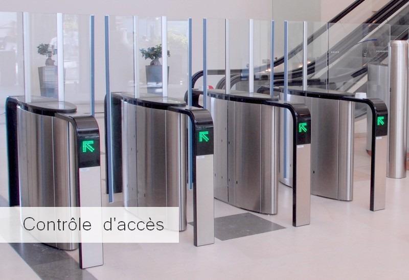 Contrôle d'accès et automatisme, Bornes escamotable automatique, Rabat, Casablanca
