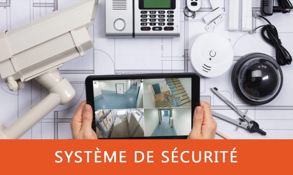 Système de sécurité-S4U-Maroc